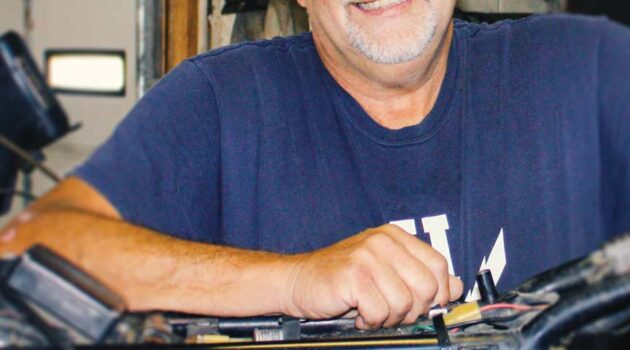 Portrait of John Garasimowicz